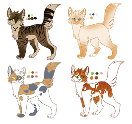Cat Adopts [ CLOSED ] by SyntheticLie