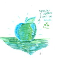 Apple by Aninsey
