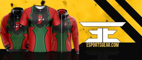 Chilli Grips [Esport Apparel Design] by SoberDreams