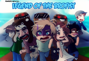 Legend of the Brofist by DatWeirdoWhoLuvsMilk