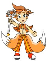 Sonic RPG - Wizard Tails by Little-A