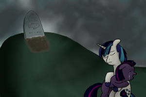 First Loss (ATG3 - Day 17) by HalflingPony