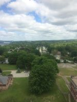 View from Groton Monument: North  by Transformerbrett97