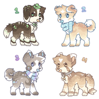 Adopts 6 || closed by MellowKun