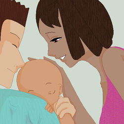 A Family by Minky-Girl-For-Life