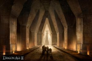 Dragon Age II Concept Art I by Requium-for-Kira