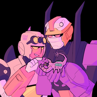 scorponok by fruitcombo