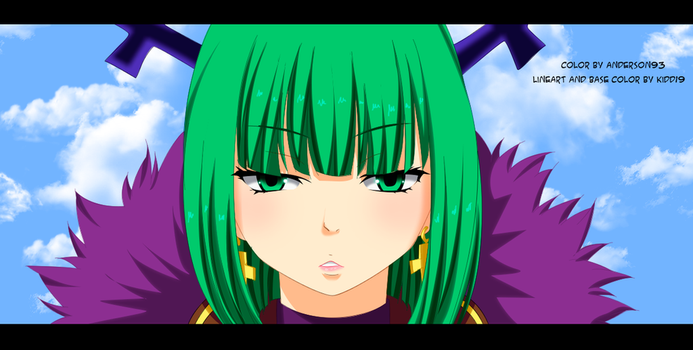 Fairy Tail - Brandish by Anderson93