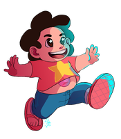 Cutesy BS Steven by abstractmouse