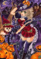 .:Happy Halloween 10:. by Nami--chan