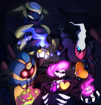 MSA x PKMN: 'This Time I Might Just...' by BechnoKid