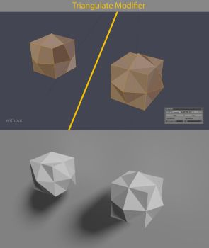 Triangulate Modifier by anul147