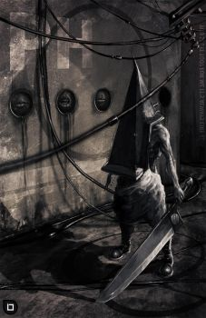 Pyramid Head by Du1l