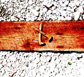railroad tie by mrthis