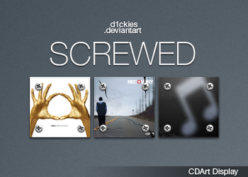 Screwed CAD by d1ckies