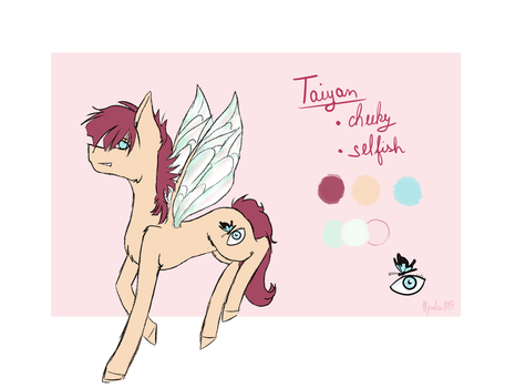 Taiyan by Myvaliss
