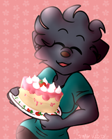 Cake! by ddddspup
