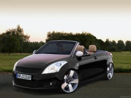 Suzuki-Swift-Convertible by fabiolima-designer
