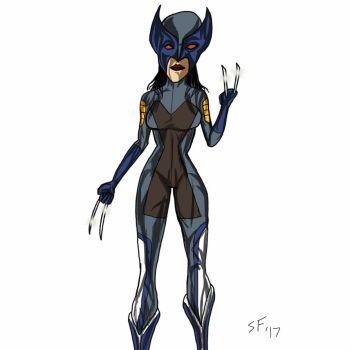 X23 ANGELINE REDESIGN  DESCRIPTION  by Number1Exile