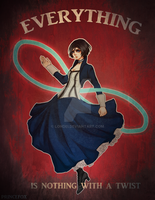 Everything Is Nothing With a Twist by Londei