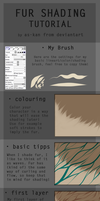 - How To Shade Fur [Tutorial] - by as-kan