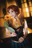 Princess Anna by Nastarelie
