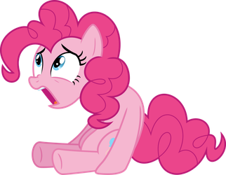 Pinkie Pie baffled by Dusk2k