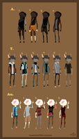 Clothing Batch Test 2 by Immonia