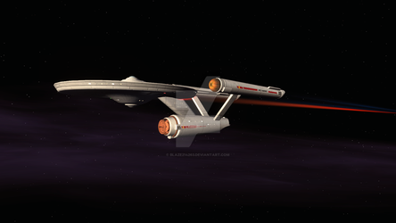 Enterprise by blaze214263
