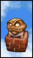 Goomba by PhillGonzo
