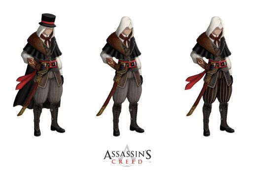 Assassin's Creed - Victorian Concept by MiniMonsterMill
