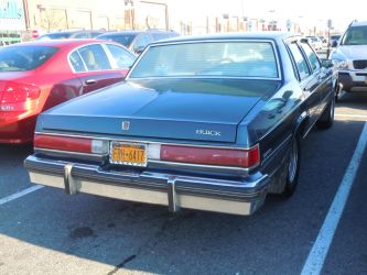 1985 Buick LeSabre Limited V by Brooklyn47