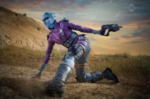 Peebee cosplay 3 by Nebulaluben