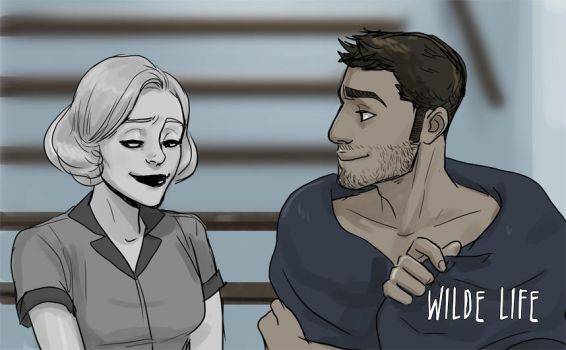 Wilde Life - 406 by Lepas