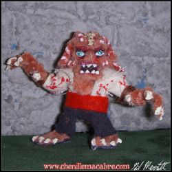 Peloquin Chenille Stem Miniature by the-gil-monster