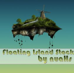Floating Island - Stock by nuaHs
