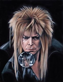 The Goblin King by BruceWhite