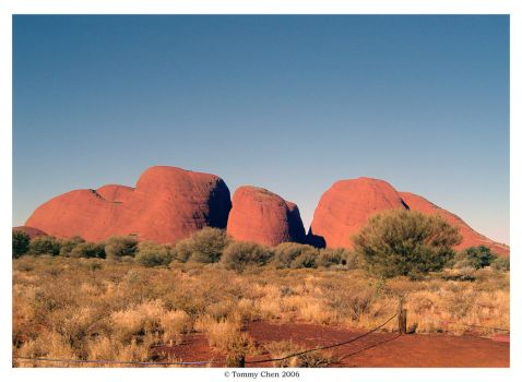 Kata Tjuta - The Olgas by Sumple