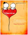 Happy Valentine's Day by BIGLI-MIGLI