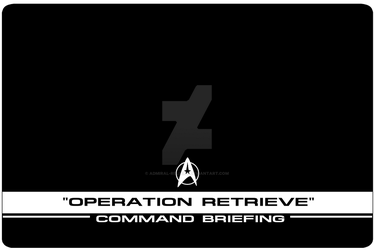 Operation Retrieve - Front Page by admiral-reliant