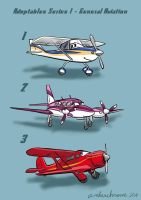 Adoptables 1 - General Aviation Props - CLOSED by amberchrome