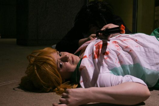 Save me please by benihimecosplay