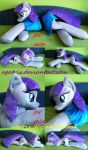 Life size laying down Maud Pie plush SOLD by agatrix