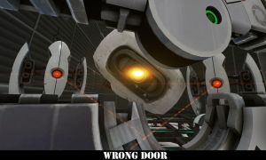 [SFM Portal 2] WRONG DOOR by LetsPlayLittle