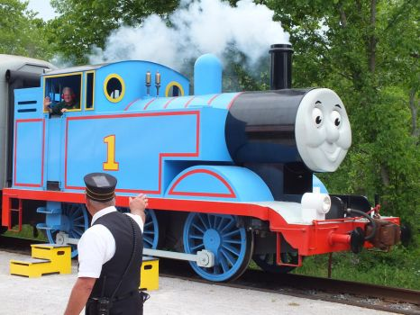Thomas the Tank Engine 1 by Sir-Real