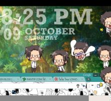 Shimeji : TH sample by zilchat