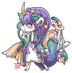 #534 Blessed Tale BB w/m - Sea maiden by griffsnuff