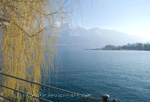 Locarno... lake by Kyriake