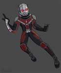 A is for ANTMAN by Bricus27