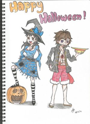 Of Witches and Vampires Comet Wish Special Part 3 by